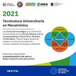 Se lanzó oficialmente la Tecnicatura Universitaria en Mecatrónica