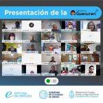La Oficina de Empleo brindará cursos utilizando la plataforma Guacurarí