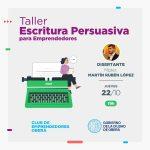 Taller de escritura persuasiva para emprendedores