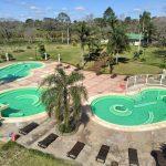 Cambiarán temporalmente la temperatura del agua en Termas de la Selva