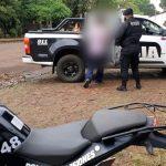 Detuvieron a un hombre que era buscado por una denuncia de lesiones y amenazas en Oberá
