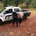 Socorrieron a una joven que fue agredida por su ex concubino en Oberá