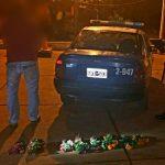 Detuvieron a un hombre en pleno robo de los plantines de la Rotonda de Campo Viera