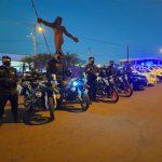 Con controles viales y patrullajes se desplegó un Operativo de Seguridad Ciudadana en la Provincia