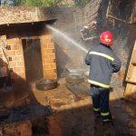 Dos incendios fueron sofocados en Oberá y Campo Ramón