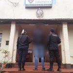 Un joven quiso robar en dos viviendas de Campo Ramón y terminó detenido