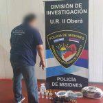 Policías recuperaron objetos robados en un N.E.N.I del Barrio Mate Rojo