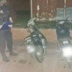 Tres jóvenes resultaron heridos tras un choque de motos en Oberá
