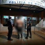 Amenazó de muerte a su pareja con un cuchillo y fue detenido