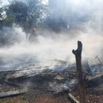 Incendios en Oberá: Bomberos de la Policía sofocaron cuatro focos