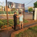 Arrestaron a un joven prófugo por un hecho de lesiones en Oberá