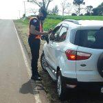 Operativos Viales: 60 actas de infracción al tránsito, cuatro vehículos y 27 licencias de conducir retenidas