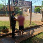 La Policía detuvo a «Tatú»  por el robo a un club en Oberá