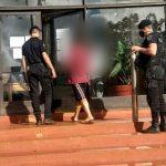 Detuvieron a un hombre que ofrecía en una red social una bomba de agua robada