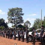 Importante despliegue policial en Campo Viera en búsqueda del principal sospechoso del homicidio de Aparicio Duarte