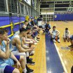 OTC cumplió el primer entrenamiento con el arribo de los extranjeros