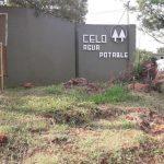 Sigue el conflicto en la Celo con trabajadores de agua potable