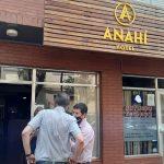 Reapertura del Hotel Anahí en Oberá