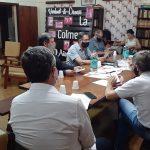 Reunión sobre conformación de Comisión de Turismo Religioso