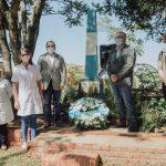 El Gobernador encabezó el Acto por el Aniversario de Colonia Alberdi