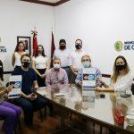 Convenio para la capacitación de jóvenes a través de la plataforma Guacurarí