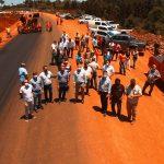 Vialidad Nacional finalizó la pavimentación de la RN14 en Cruce Caballero