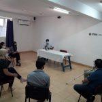 Organizan talleres inclusivos