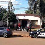 Tres jóvenes fueron detenidos en la investigación del robo de una caja de sonido