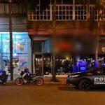 Retuvieron una motocicleta por falta de documentaciones y se detuvo al acompañante del conductor por intentar agredir a policías