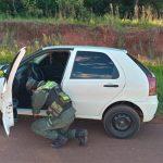 Escuadrón 9 «Oberá» de Gendarmería secuestró vehículos y arma de fuego