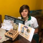 Entregaron premio del Torneo de Ajedrez Copa Virtual CODEIM 2020