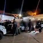 Detuvieron a tres personas por ocasionar desorden e intentar agredir a policías en el barrio Copisa