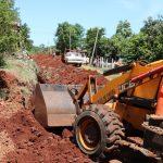 La CELO y la Municipalidad realizan nueva extensión de la red de agua potable en el Bº Caballeriza