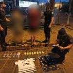 Recuperaron elementos robados y demoraron a los presuntos autores