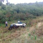 Despiste en la Ruta 14 dejó daños materiales