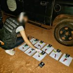 La Policía demoró a dos jóvenes con marihuana en Oberá