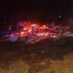 Investigan el incendio de una vivienda en Campo Ramón