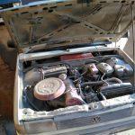 Principio de incendio ocasionó daños en un vehículo en Oberá
