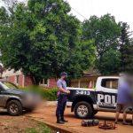 Ingresaron a robar a un secadero y fueron detenidos en Campo Viera