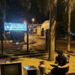 Interceptaron a tres jóvenes cuando trasladaban objetos robados en Villa blanquita