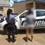 Detuvieron a «La China»: se hallaba prófuga por robar elementos en una vivienda de Villa Blanquita