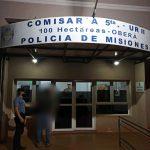 Detuvieron a un joven acusado de robar en una vivienda en Oberá