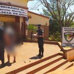 Detuvieron a un joven por desobedecer una orden judicial y amenazar a una vecina en Oberá