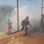 Dos incendios fueron extinguidos esta tarde en Oberá y Panambí