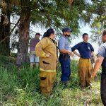 Sofocaron otros cuatro incendios en Oberá y localidades cercanas