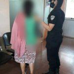 Una mujer fue detenida por incumplir una orden judicial y ocasionar daños en la vivienda de su ex pareja