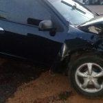 Automovilista conducía en estado de ebriedad, chocó contra un camión y terminó detenido
