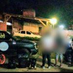 Operativo de Nocturnidad: dejó cuatro detenidos, motocicletas y licencias retenidas