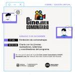Muestra online de cortometrajes del cine joven comunitario