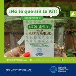 Entrega de Kits de semillas